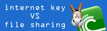 internet key p2p Internet Keys