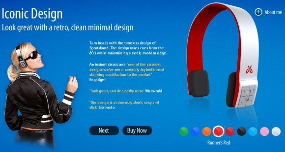 sb2 580x311 SB2 Sportsband: cuffie bluetooth stilose!