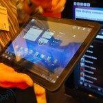 motorola xoom android 1 150x150 CES 2011: ecco il tablet di Motorola Xoom con Android 3.0 Honeycomb