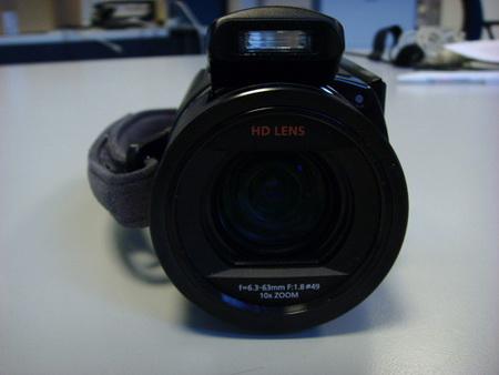 Samsung VM-HMX20 HD