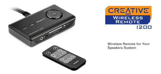 Wireless Remote 1200