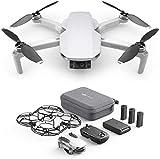 DJI Mavic Mini Combo Drone Leggero e Portatile, Batteria 30...
