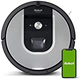 iRobot Roomba 971, Robot aspirapolvere WiFi, Power-Lifting, Dirt...