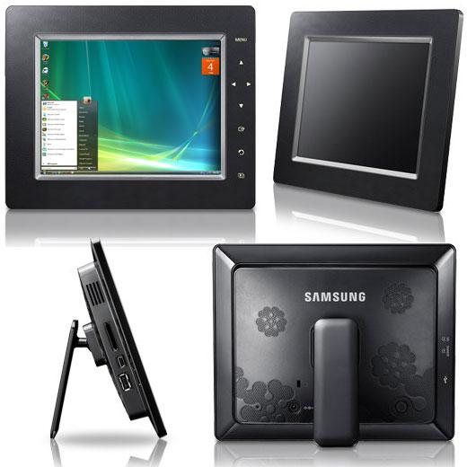 Cornici Digitali Samsung.Cornice Digitale O Monitor Secondario Tutti E Due Con