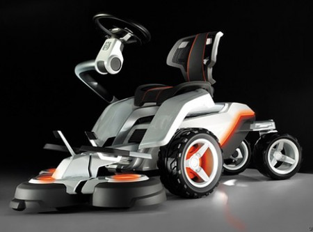 future-lawnmower