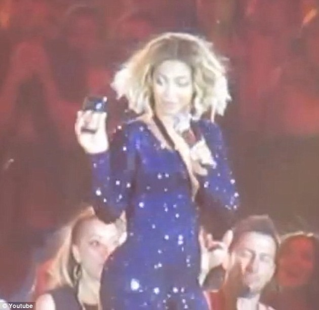 beyonce adelaide facetime