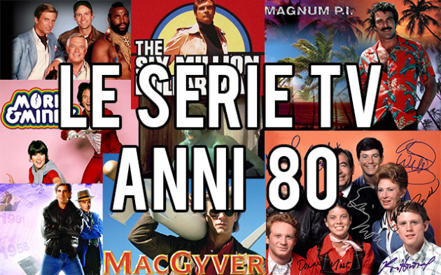 serie tv 80 collage