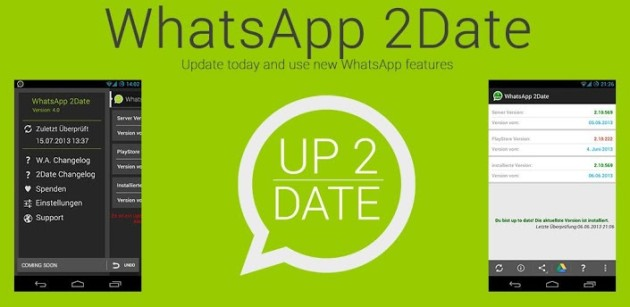 whatsapp 2date