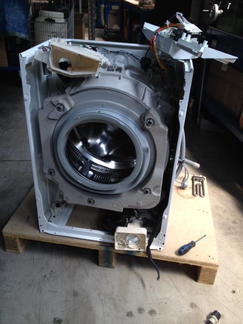 smontaggio lavatrice (2)