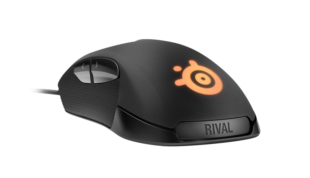 steelseries rival rear