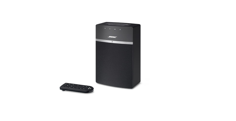 bose soundtouch 10 black profile